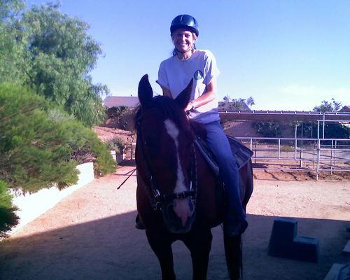 Bitless Horse Riding