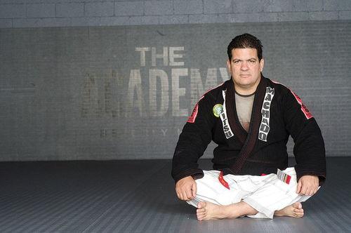 Jiu-Jitsu Legend Rigan Machado