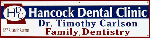 Hancock Dental Clinic logo