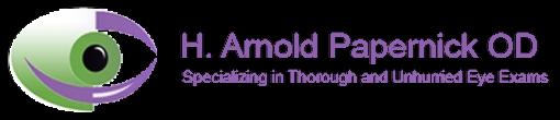 H. Arnold Papernick OD