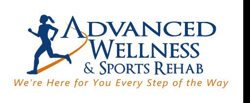 Advanced Wellness & Sports Rehab logo