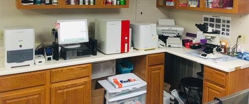 Laboratory Station