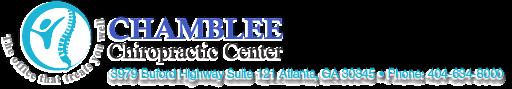 Chamblee Chiropractic Center P.C.