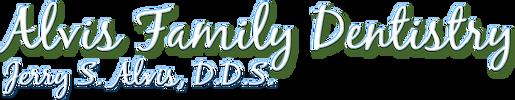 Alvis Family Dentistry Logo
