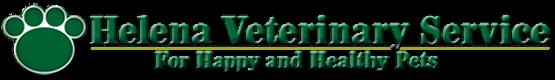 Helena Veterinary Service Logo