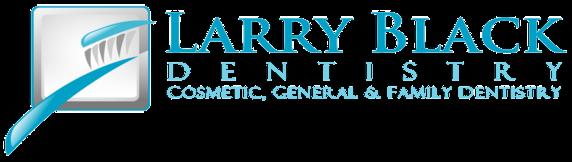 Larry Black Dentistry Logo