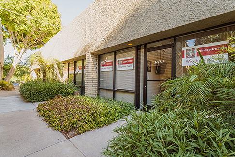 Scottsdale office front door