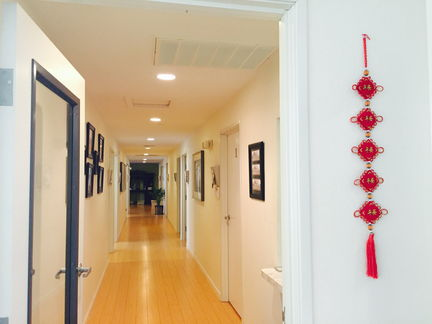 Scottsdale office hallway