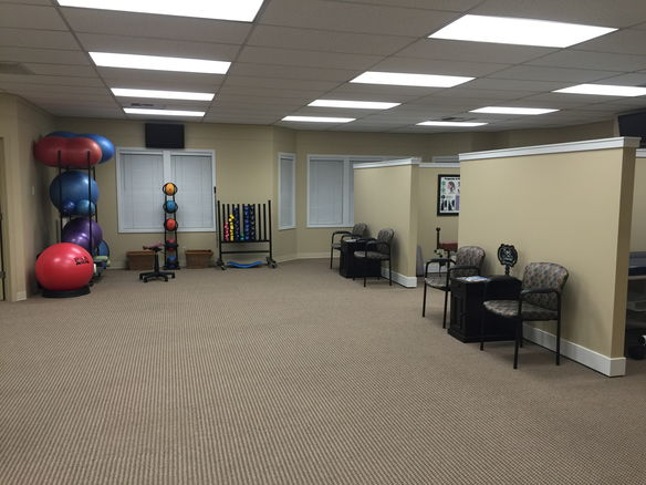 Physical Therapy Area
