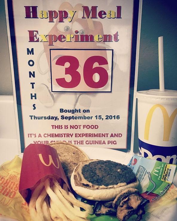 McDonalds 36 Months