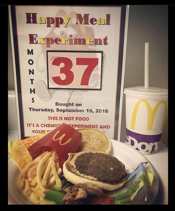 McDonalds 37 Months