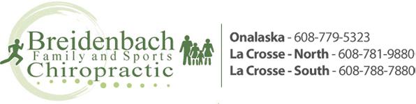 Breidenbach Family and Sports Logo