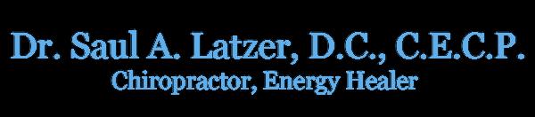 Dr. Saul A. Latzer, D.C., C.E.C.P.