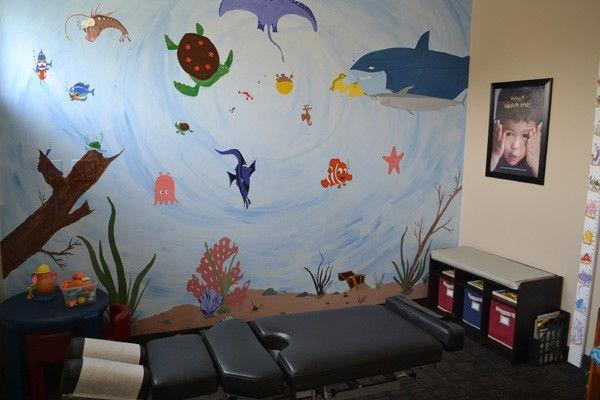 pediatrics room