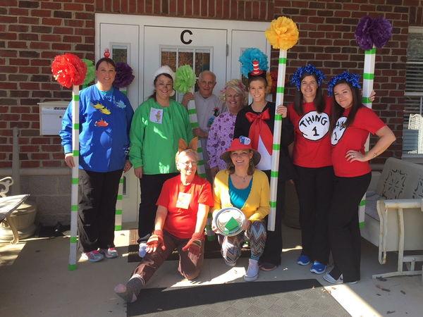 Dr. Seuss Halloween Celebration!