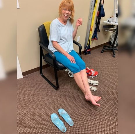 Orthotics Foot Levelers