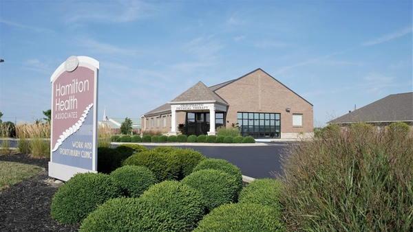 Hamilton Health Associates Chiropractor Fairfield