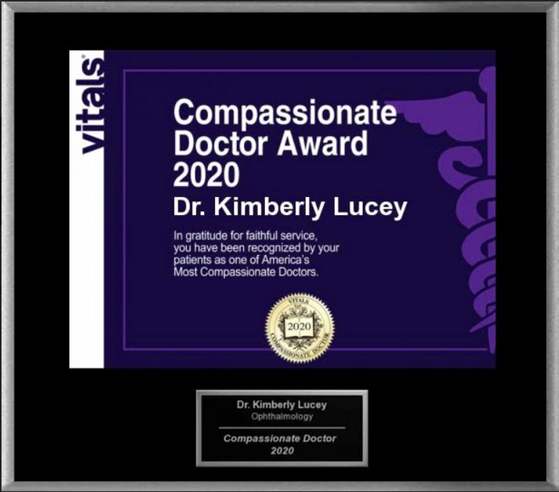 Compassionate Doctor Award 2020