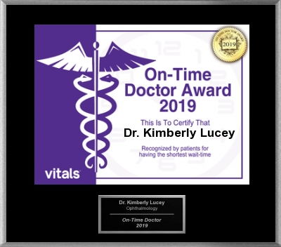 On-Time Doctor Award 2019