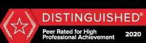 Distinguished Peer Award