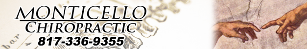 Monticello Chiropractic Logo