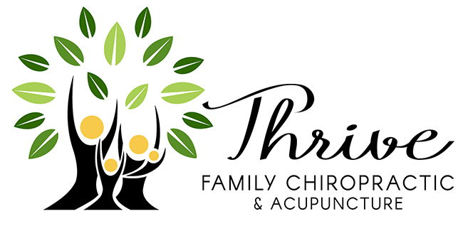thrive family chiropractic acupuncture
