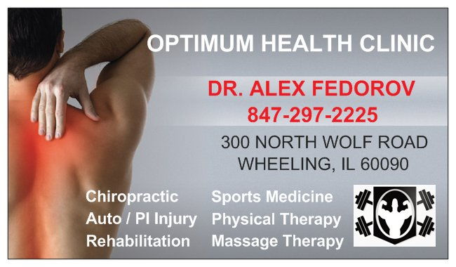 Optimum Health Clinic