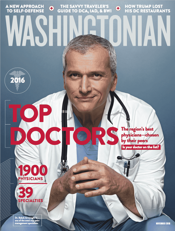 2016 Washington Top Doctor