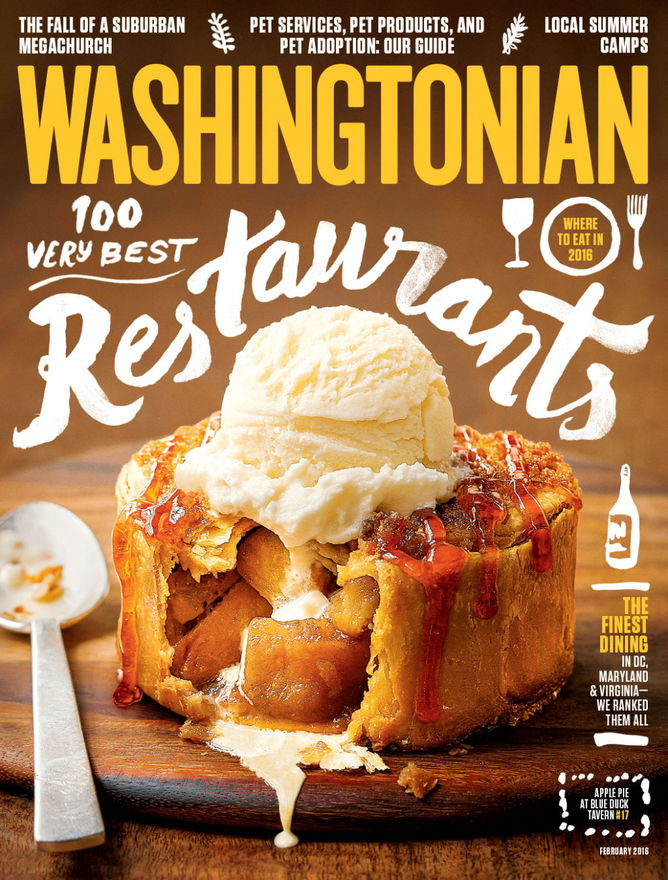 washingtonian 100 very best