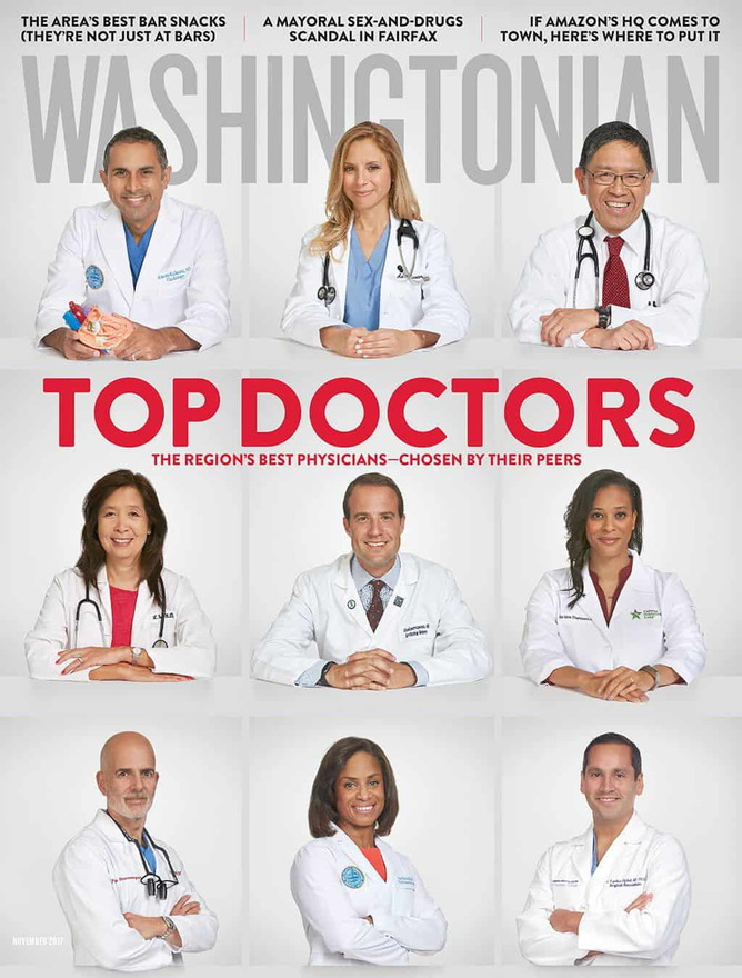 2017 Washington Top Doctor