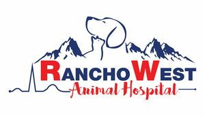 Rancho West Animal Hospital Logo