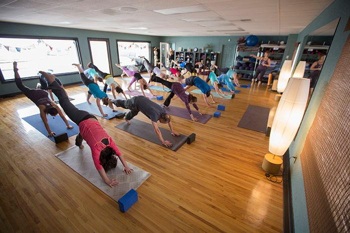 Yoga Studio Satya Class