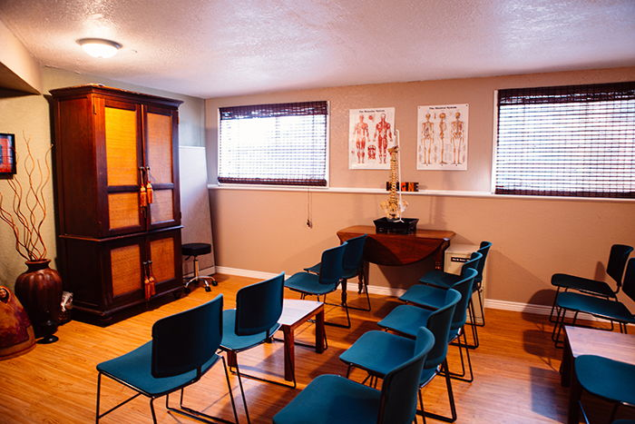 Yoga Studio Satya Community Room