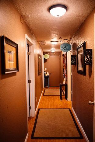 Yoga Studio Satya Hallway