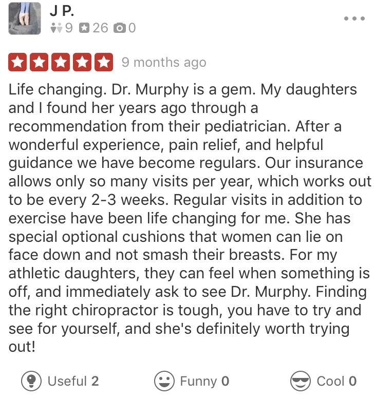 prenatal chiropractor