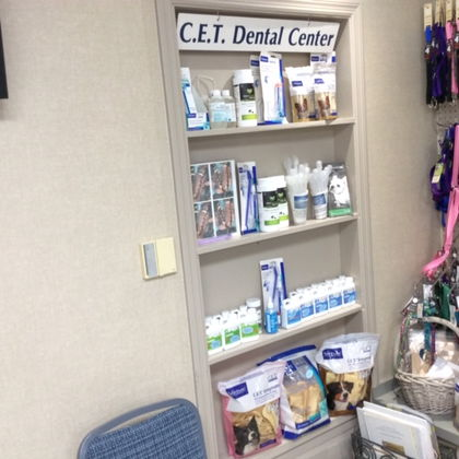 Lobby dental products