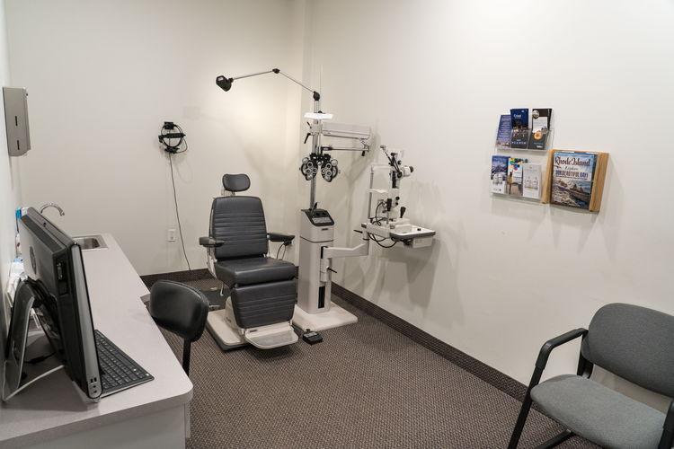Optometry Facility