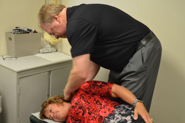 Dr. Buelt adjustment