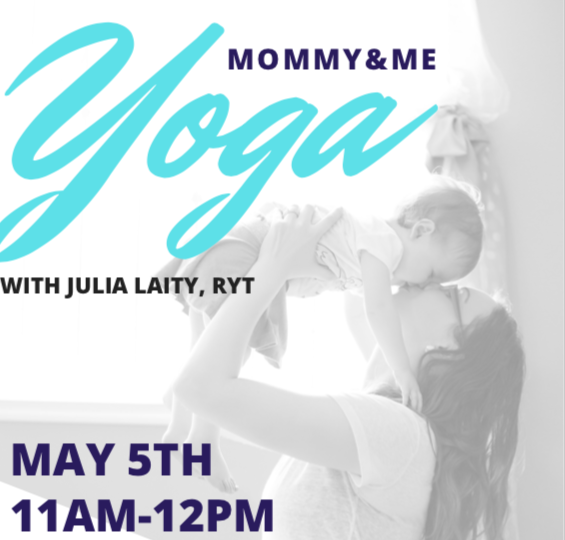 yoga mommy and me
