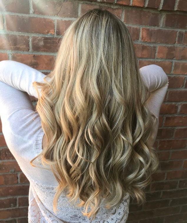 Blonde Highlights by Stylist Alissa