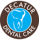 Decatur Dental Care logo
