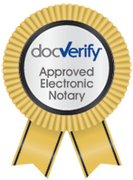 Docverify Approved Notary