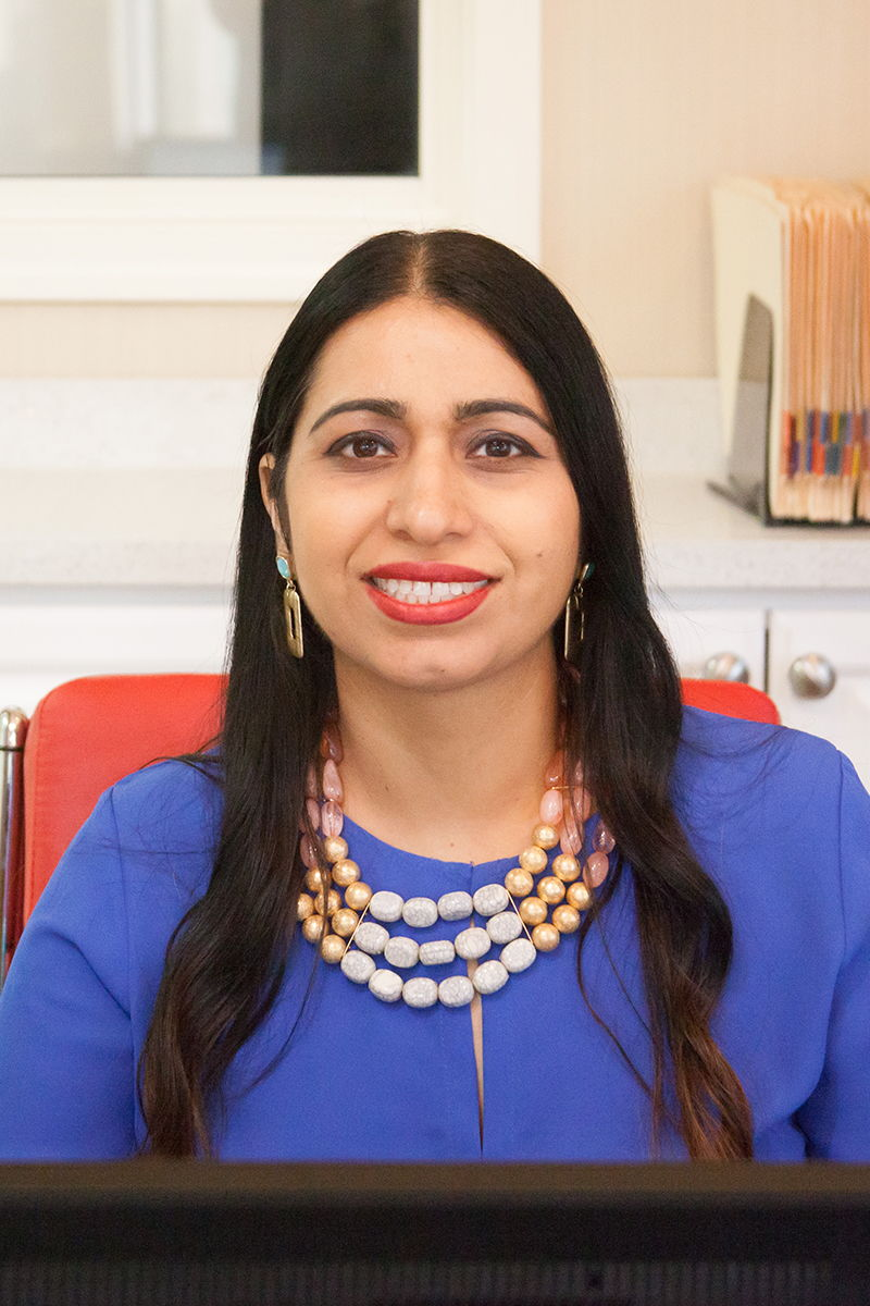 Gabby Sidhu- Office Manager/Treatment Plan Coordinator