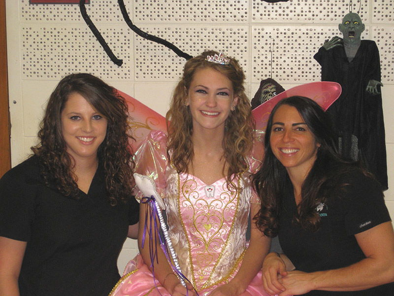 Dr. Becky, Emily & The Tooth Fairy