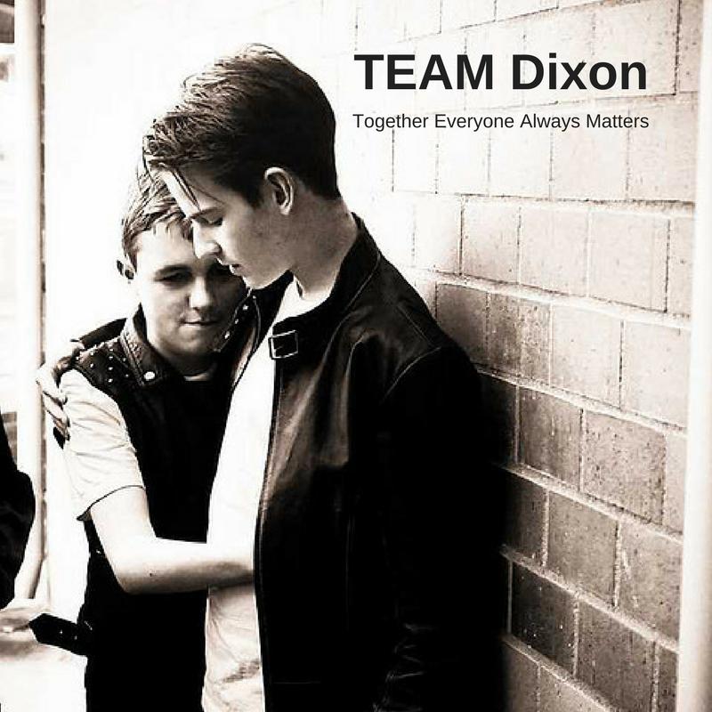 Team Dixon Logo