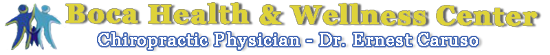 Boca Health and Wellness Logo