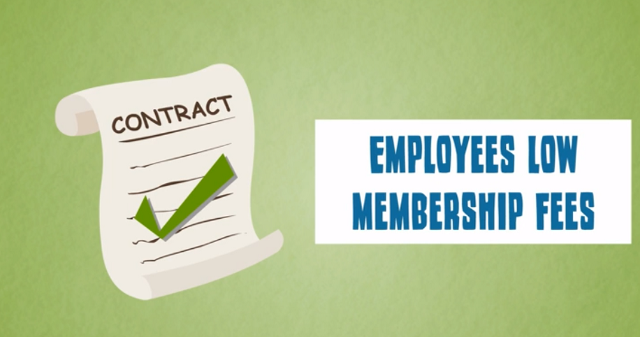 Contract With Us to Get Low Fees