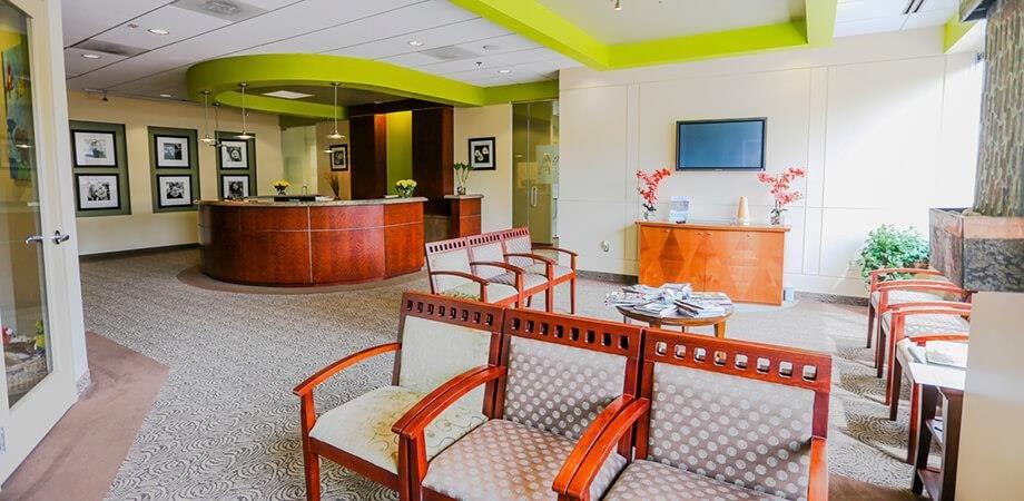 Office tour Orthodontic Precision Reston VA