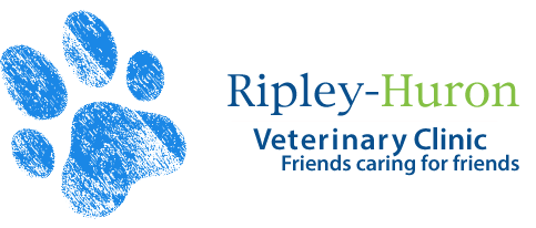 Riply-Huron Veterinary Clinic logo