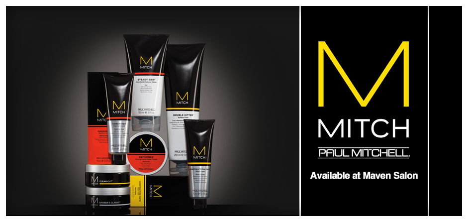 paul mitchell M Mitch products
